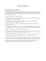 compensation management notes imi employee benefits employment