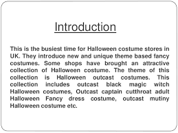 Halloween Costumes Shops Check Halloween Costume Stores Outcast Collection