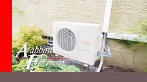 fujitsu wall mounted air conditioner ductless fujitsu floor unit installed in mpls mn youtube