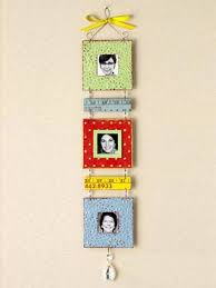 homemade wall decor ideas hanging picture frame cute homemade