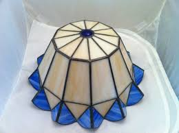 Stained Glass Ceiling Fan Light Shades Stained Glass Ceiling Fan Globe Light Shade L Shade Ceiling
