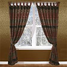 Curtains For A Cabin Rustic Western Cabin Curtains And More
