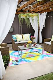 teppich für wohnzimmer designer teppich kurzflor wohnzimmer meliert multicolour bunt