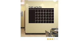 amazon black friday video games calendar amazon com tifenny fashion month plan calendar chalkboard