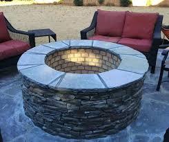 Slate Firepit Slate Pit Table Slate Pit Table Custom Pits Slate
