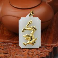dragon jade necklace pendant images China jade dragon necklace china jade dragon necklace shopping jpg