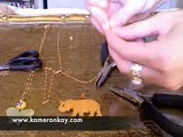 make gold chain necklace images How to make a necklace gold chain jpg