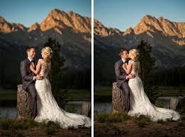 mountain wedding in the mountains luxe mountain weddings magazine