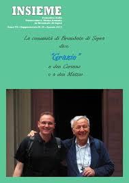 parrocchia ghiaie di bonate insieme n 39 supplemento by parrocchia brembate di sopra issuu