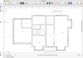 how can i draw a floor plan on the computer the 2d plan view