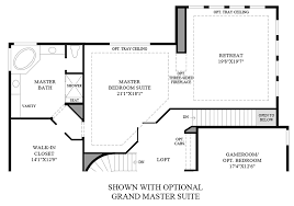 elara 4 bedroom suite floor plan vista point at southshore the montana home design