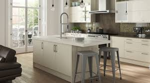 led backsplash cost contemporary simple and clean kitchen design with led l home