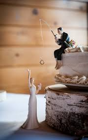 fishing wedding cake toppers what s baking in the barbershop wedding wednesdays the cake