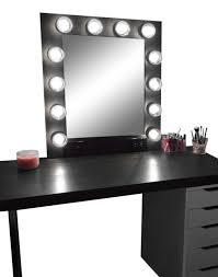 Free Standing Makeup Vanity Best 25 Makeup Vanity Lighting Ideas On Pinterest Makeup Vanity