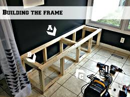 diy wooden bench seat with storage diy outdoor bench seat with
