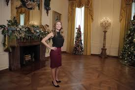 genevieve gorder takes us inside hgtv u0027s white house christmas 2013