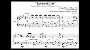 thanksgiving piano sheet music pokemon d p pt