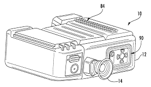 patent us8378279 portable integrated laser optical target