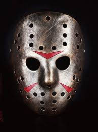 scary mask buy terrible ghost jason deluxe mask mask