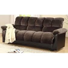 milton green star london storage futon and mattress color brown