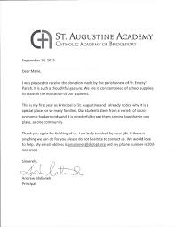 st augustine letter welcome to our parish