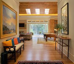 contemporary foyer ideas with floor mirror entry contemporary and