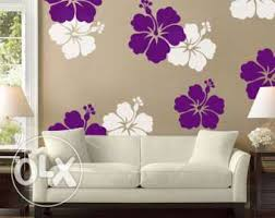 Mark As Favorite Show Only Image Wall Paint Design Ideas With Tape - Childrens bedroom wall painting ideas