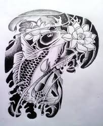 tatatatta collection japanese koi fish tattoo designs