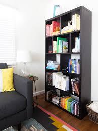 Small Narrow Bookcase by Small And Narrow Living Room Sarah Hearts