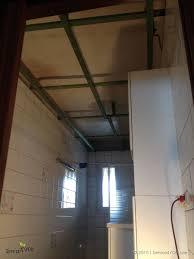 Spots Im Badezimmer Badezimmer Deckenverkleidung Erneuert Incl Unterbau U0026 Led