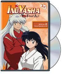 inuyasha amazon com inuyasha the final act set 2 various movies u0026 tv
