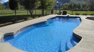 fiberglass swimming pool paint color finish sapphire blue 29
