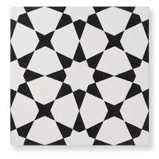 cement tile cement tile moroccan tile black and white tile riad tile