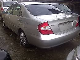 2004 model toyota camry sold tokunbo 2004 toyota camry xle autos nigeria