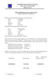 format surat kuasa jual beli rumah contoh surat kuasa jual beli saham fontoh kotasurat com