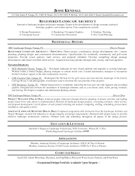 Photographer Resume Examples Architect Resume Sample Resume For Your Job Application