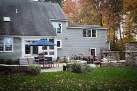 architecture cozy backyard landscape plus sun porches with