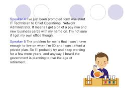It Technician Business Card Unit Two Company Benefits Ppt Download