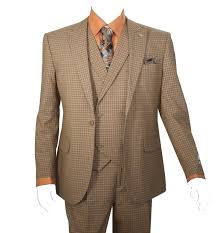 new 1920s mens suits and sport coats plaid pattern 1920s and taupe