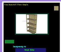 Free Wood Bookshelf Plans by Easy Wooden Bookshelf Plans 155427 The Best Image Search