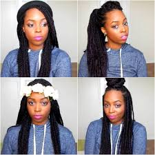 hairstyles for box braids 2015 how to style box braids and twists locs 24 styles youtube