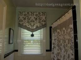 ingenious ideas bathroom curtains best 25 window treatments on