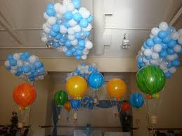 Balloon Ceiling Decor 14 Best Ceiling Decor Clouds Balloon Drops Images On Pinterest