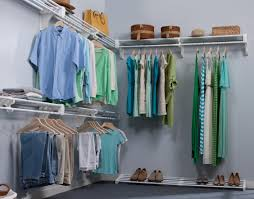 Hanging Closet System by Bedroom Furniture Sets Hanging Closet Organizer Wall Mounted