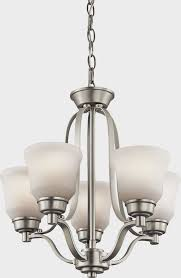 Brushed Nickel Chandeliers Brushed Nickel Chandeliers Mini Crystal Chandelier Luxury