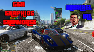 modded sports cars michael irl modded gta 5 real life graphics all real cars