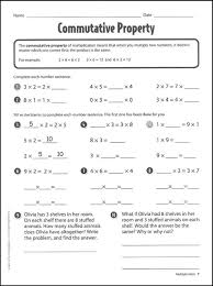worksheet 595800 associative property of addition and