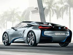 Bmw I8 Blacked Out - bmw i8 history photos on better parts ltd