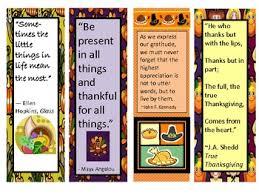 thanksgiving bookmark freebie tpt