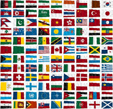 Flag Of The World Flags Of The World S Countries Stock Photo Picture And Royalty